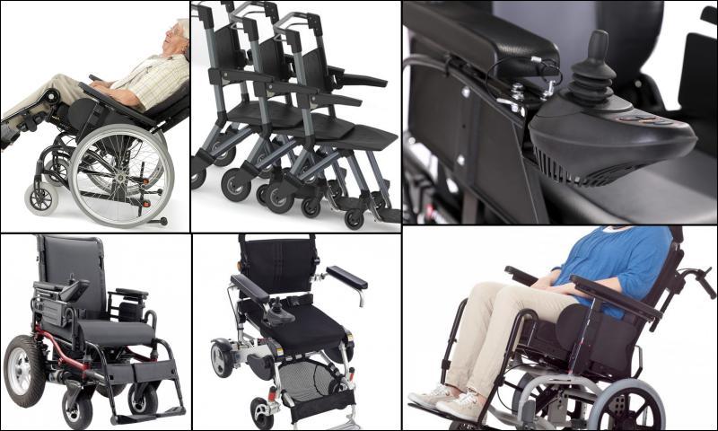 Poylin P207 Ultra Hafif Akülü Tekerlekli Sandalyelerin Özellikleri