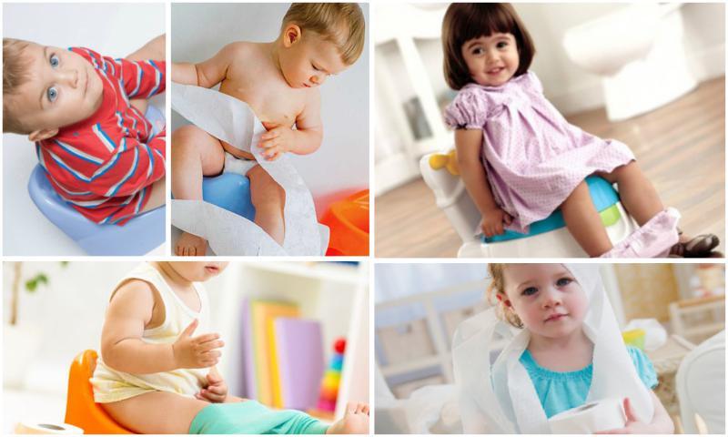 Çocuklar İçin Tuvalet Eğitimi İpuçları