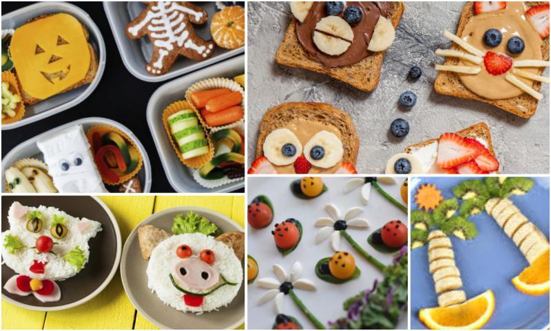 Sağlıklı Eğlenceli Yiyecekler Nelerdir