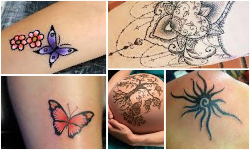 Alanya Tatto Modelleri