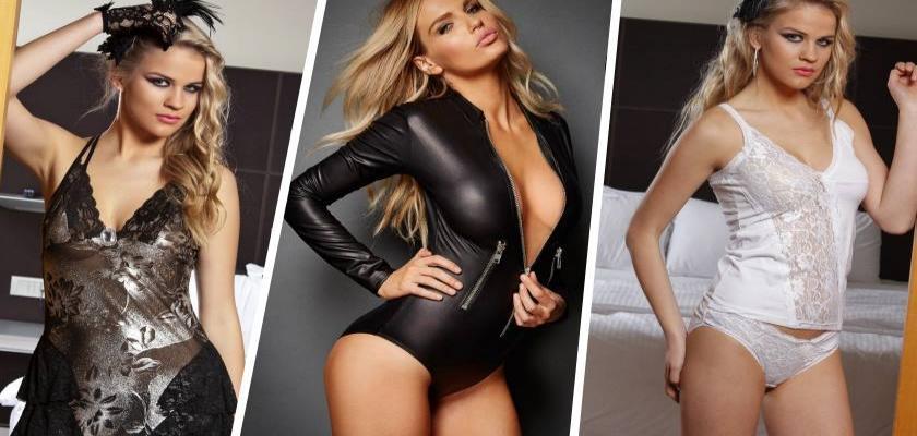 Etkileyici İç Giyim Modelleri
