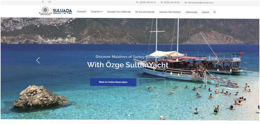 Muhteşem Güzellikleriyle Akdeniz Turları