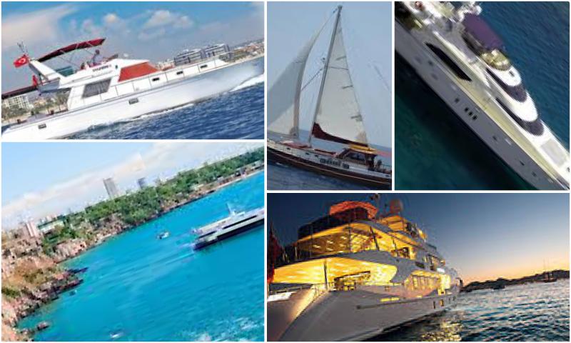 Çeşme'de Tekne Turu İle Tatil Yapın