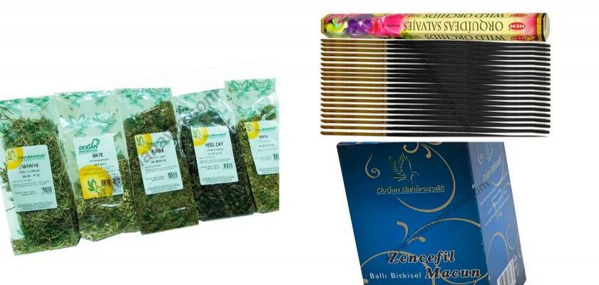 Bitkisel Sabun ve Şampuan Çeşitleri