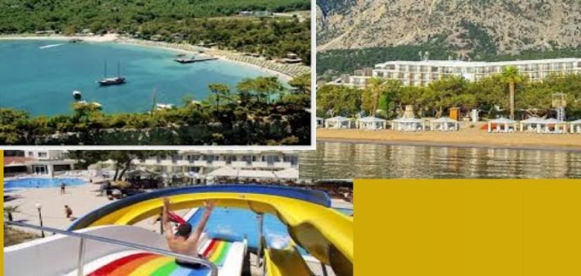 Beldibi Kemer Rixos Otel İndirim Fırsatları