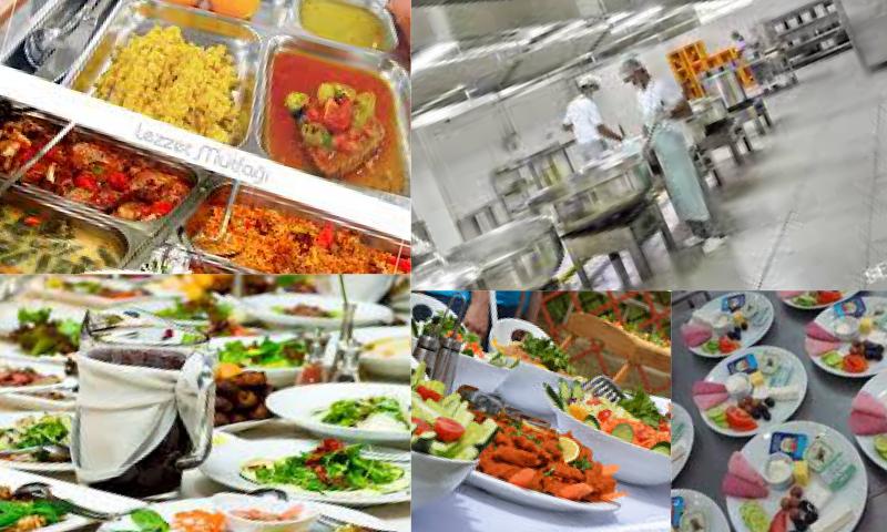 Hazır Toplu Yemek Hizmetleri