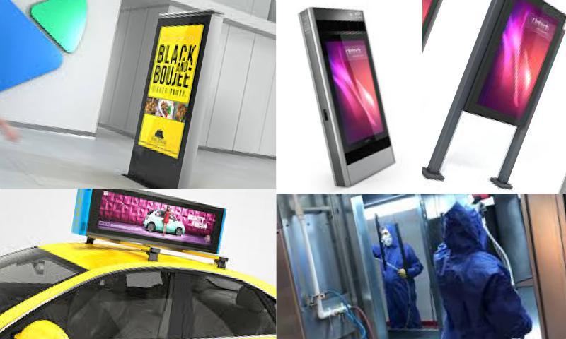 Digital Signage Sistemi Ne İşe Yarar