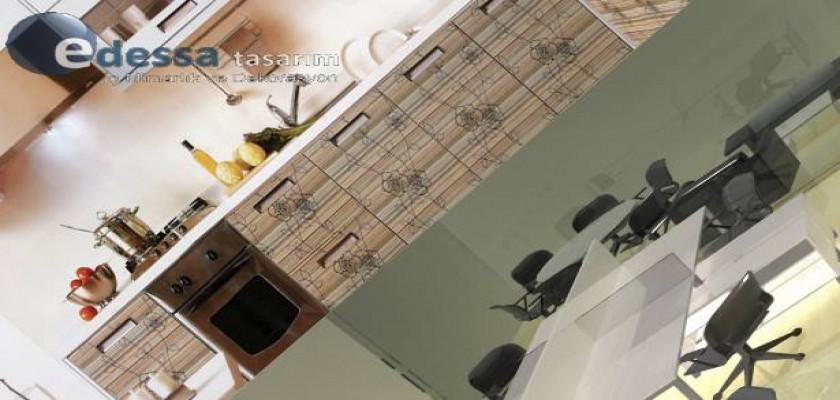 Evlerinizi ya da Ofisinizi Farklı Fikirler Üreten Edessa Tasarım