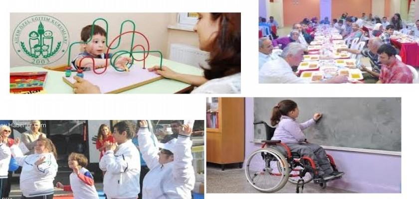 Engelliler İçin Özel Eğitim Kurumları