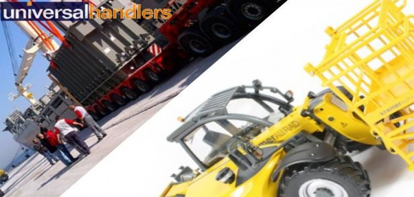 Universal Handlers Forklift Kiralama Servisi ile Hizmetinizde