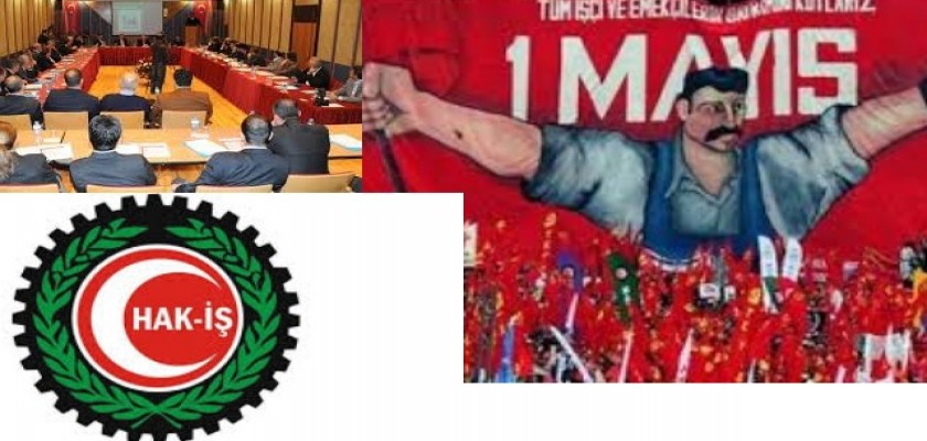 Hak-iş Konfederasyonu Türkiye'de Hızla Büyüyor