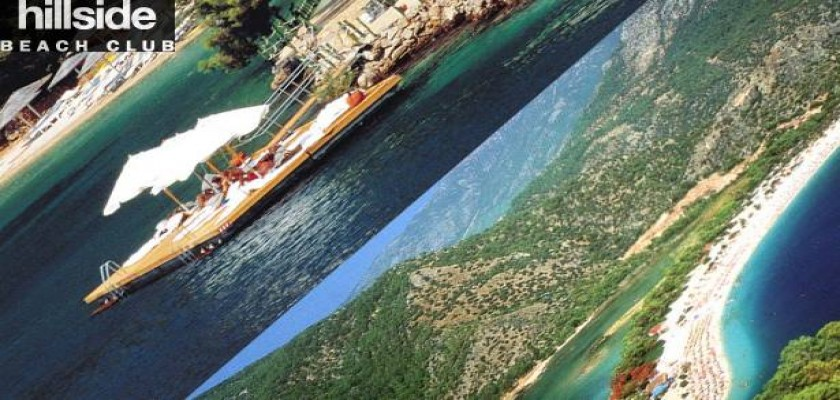 Muğla'nın İncisi Fethiye'de Hillside Beach Clup