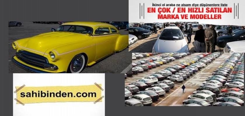 İkinci El Araç Satışları İçin Sahibinden.com