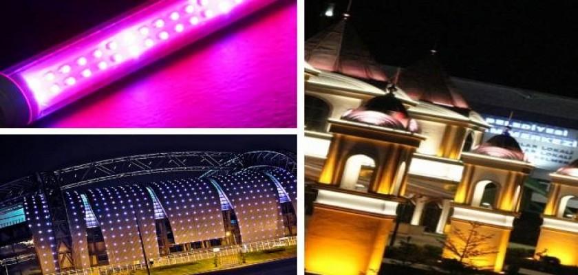Işıklandırma için En Doğru Tercih: Led Tavan