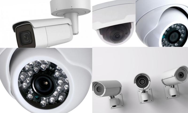 Kamera Sistemlerinin Kullanıldığı Alanlar