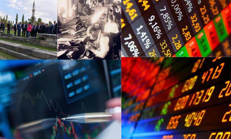 İlk Borsa Nerede Kuruldu