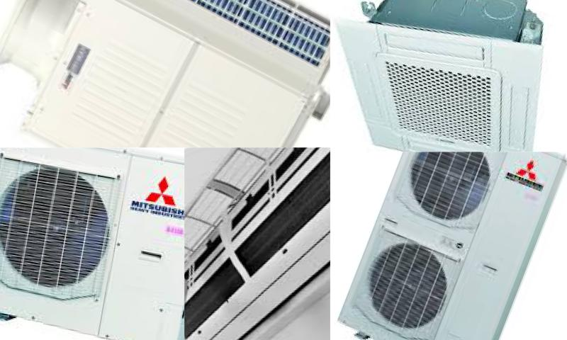 Mitsubishi Heavy Vrf Klima Modelleri