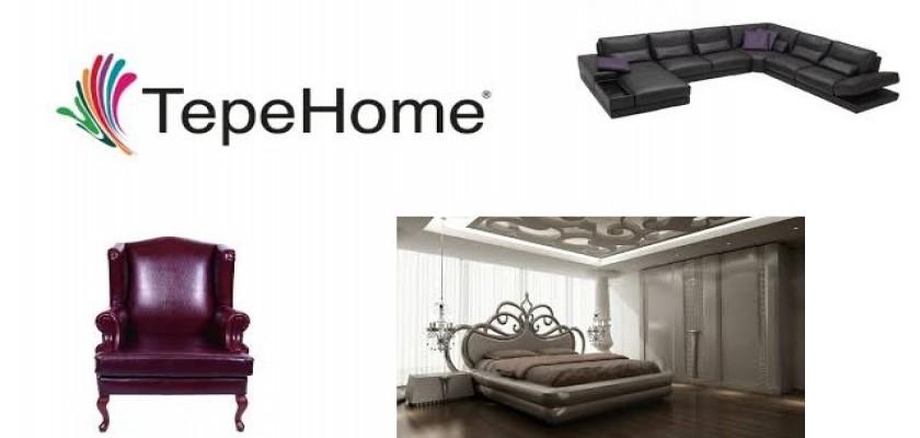Mobilya Sektörünün Ünlü İsim Tepe Home Modelleri