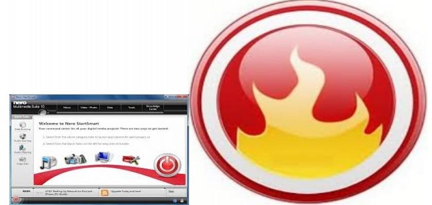 Nero Burning ROM CD Yazdırma Programı