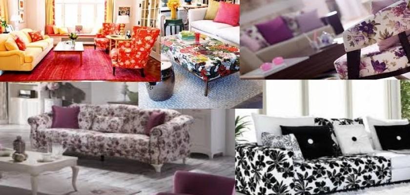 Oturma Odalarında Temizliği Kolay Dekorasyon Önerileri