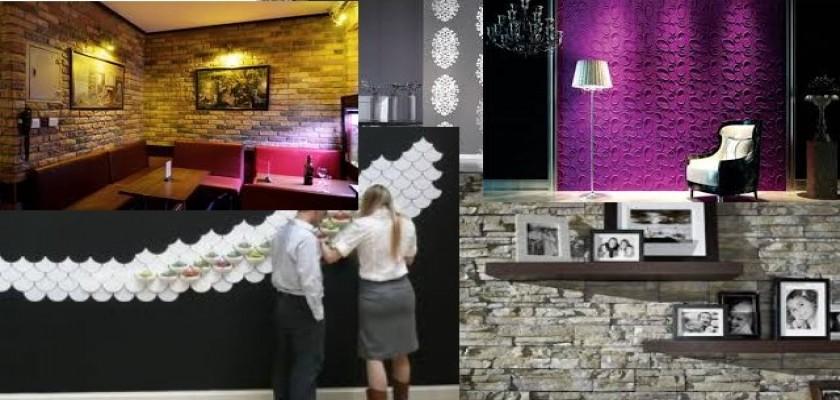 Renkli Duvar Panoları İle Evlerinizde Farklı Dekorasyon Yaratabilirsiniz