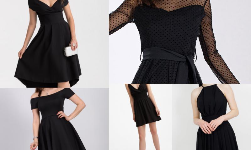 Vazgeçilmez Siyah Elbiseler