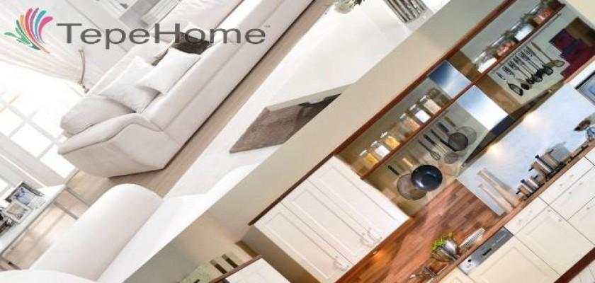 Tepe Home Mobilya'nın Şık ve Özel Tasarım Ürünleri ile Evinizi Baştan Yaratın