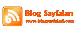 Blogsayfalari.com Logo